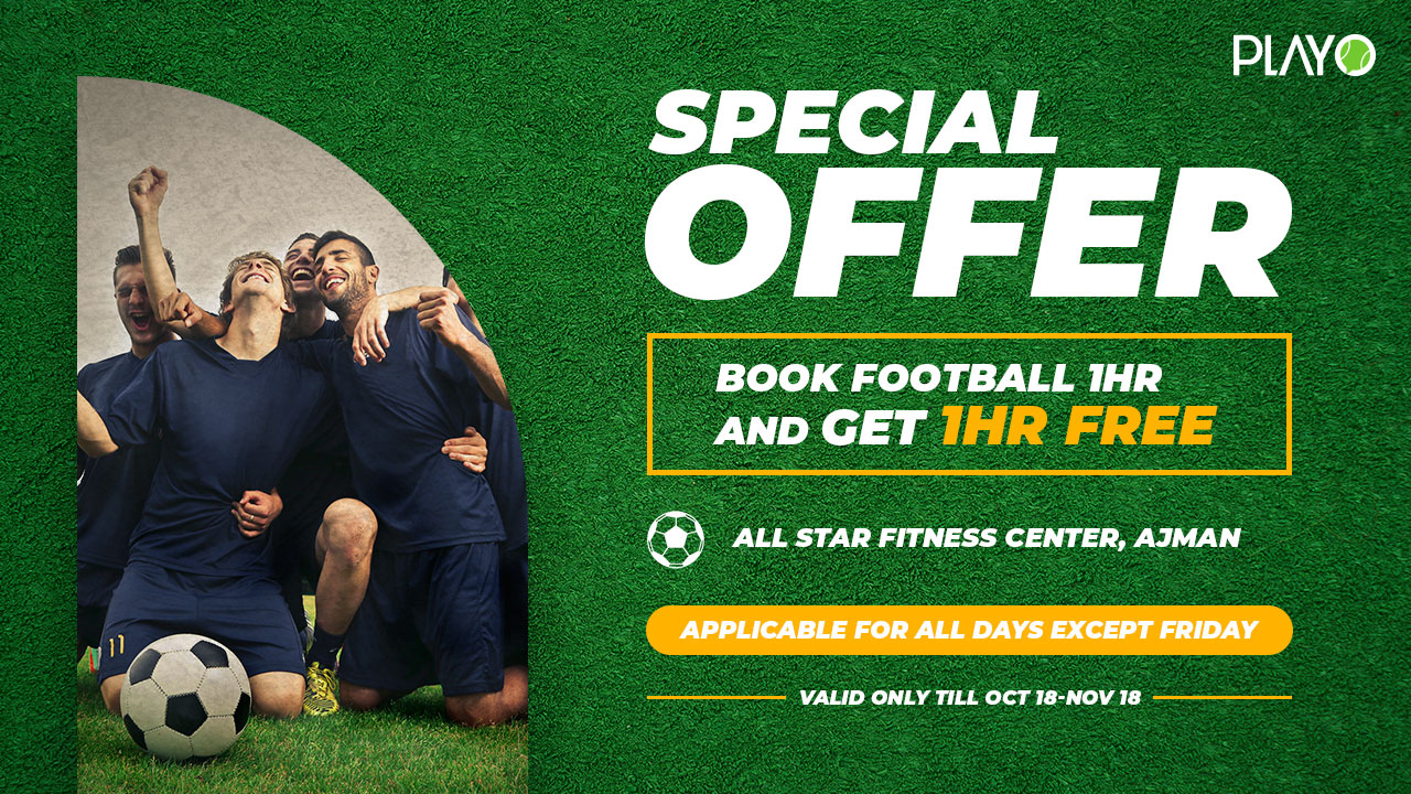All Star Fitness Center - Special Offer