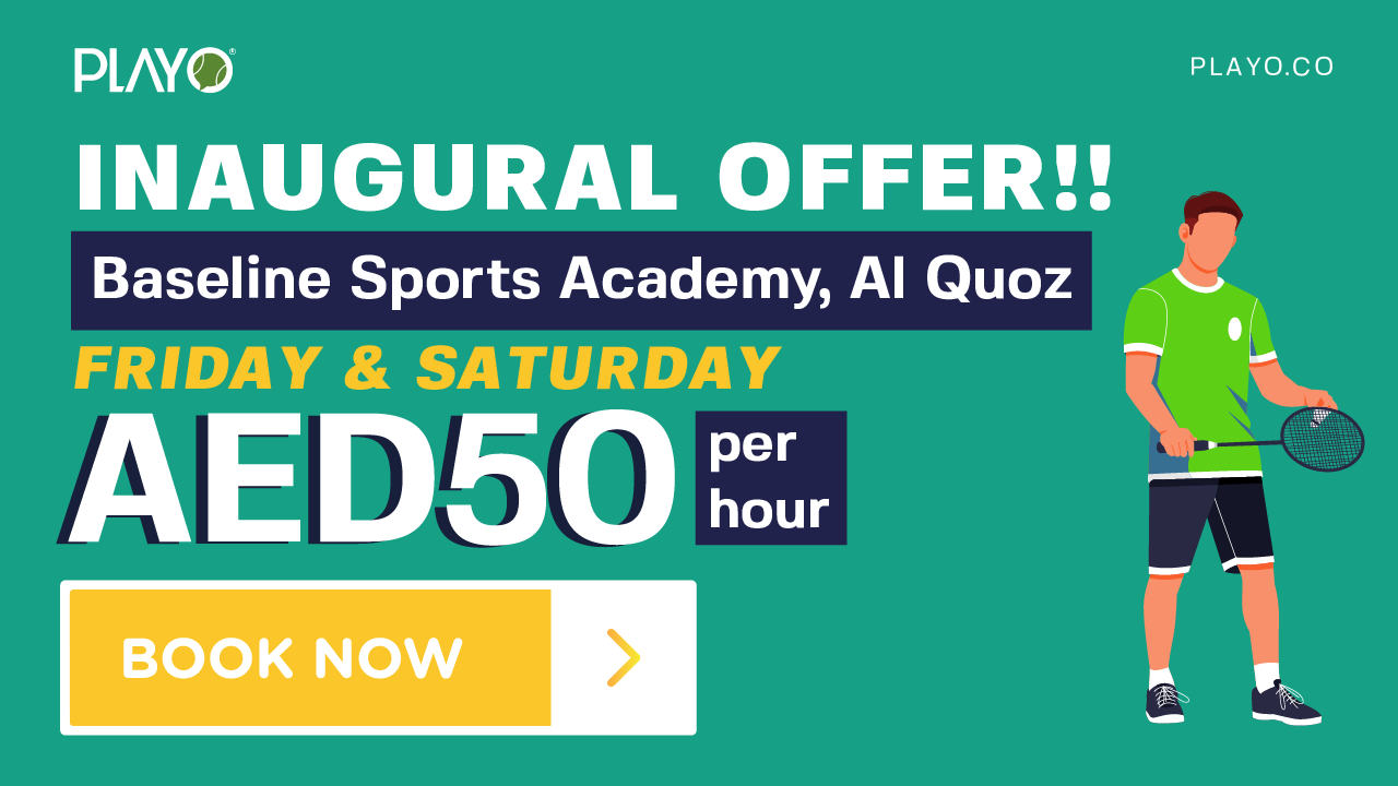 Baseline Sports Academy - Inaugural Offer