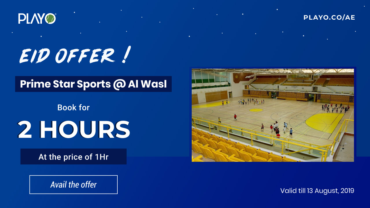 Eid Offer - Prime Star @Al Wasl