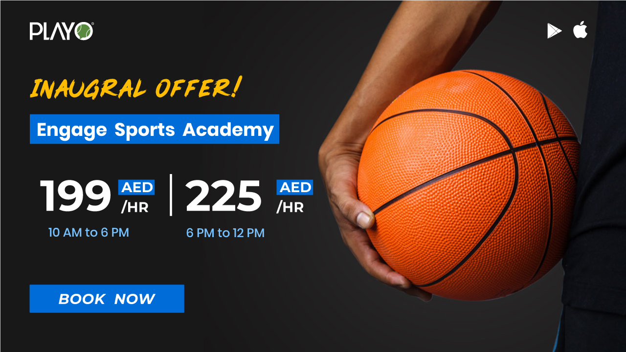 Engage Basketball court - Summer Offer