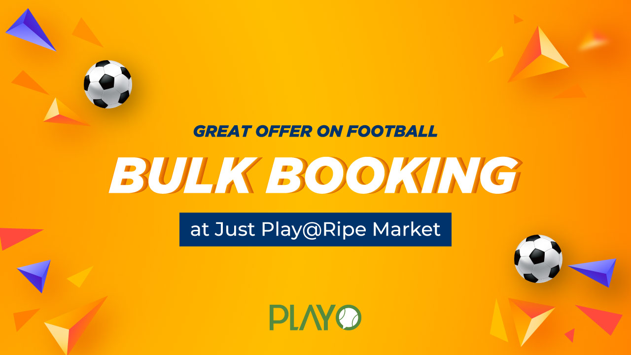 Exclusive Bulk Booking Offer: Just Play @Ripe Market
