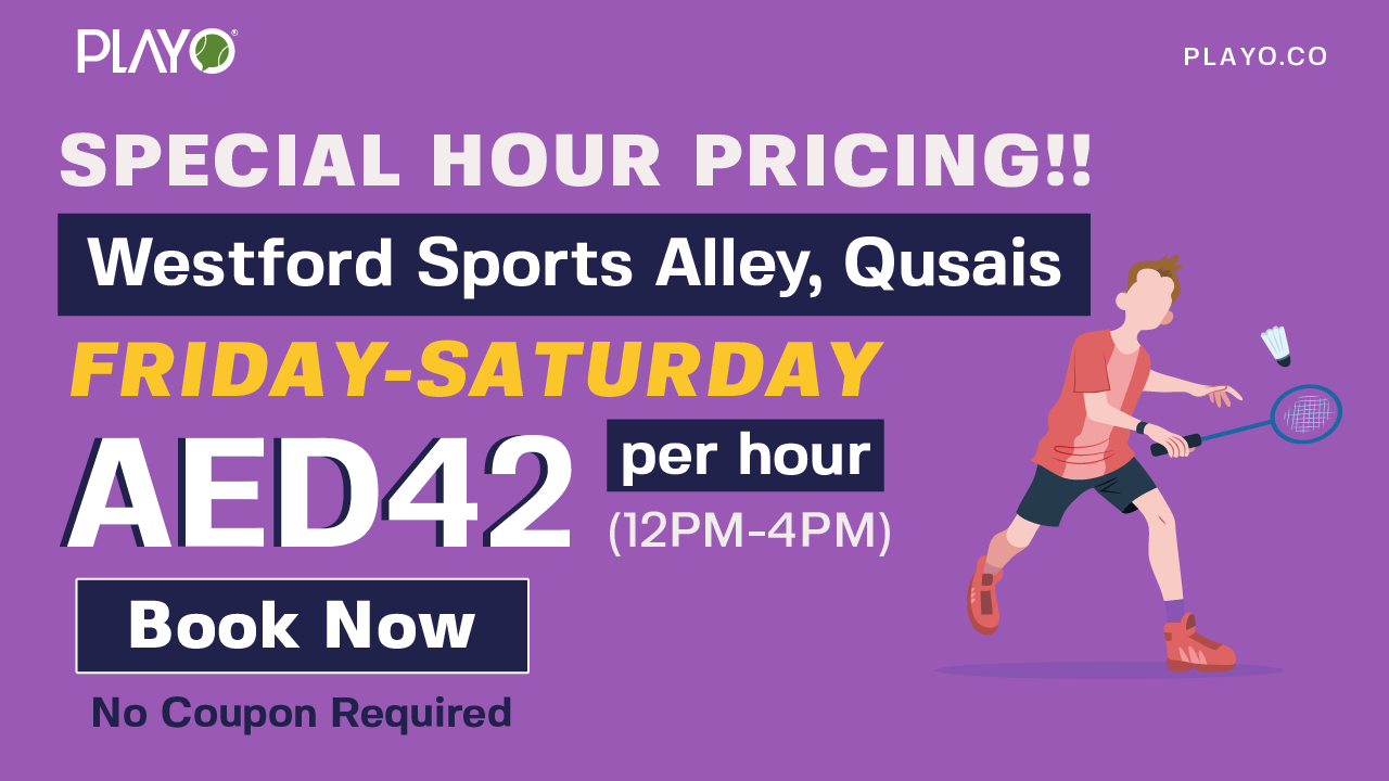 Westford Sports Alley Special Pricing Offer