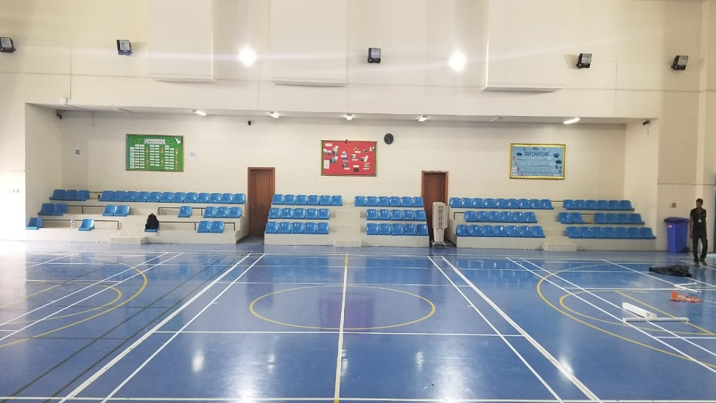 Winter offer: Regional Sports Academy, Al Qusais is offering 10% off on your next Badminton booking. Use code : WINPLAYO10 from Dec 1st to Dec 31st